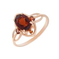 Золотое кольцо с ситалом 2БКЗ5К-14.96-0360-01