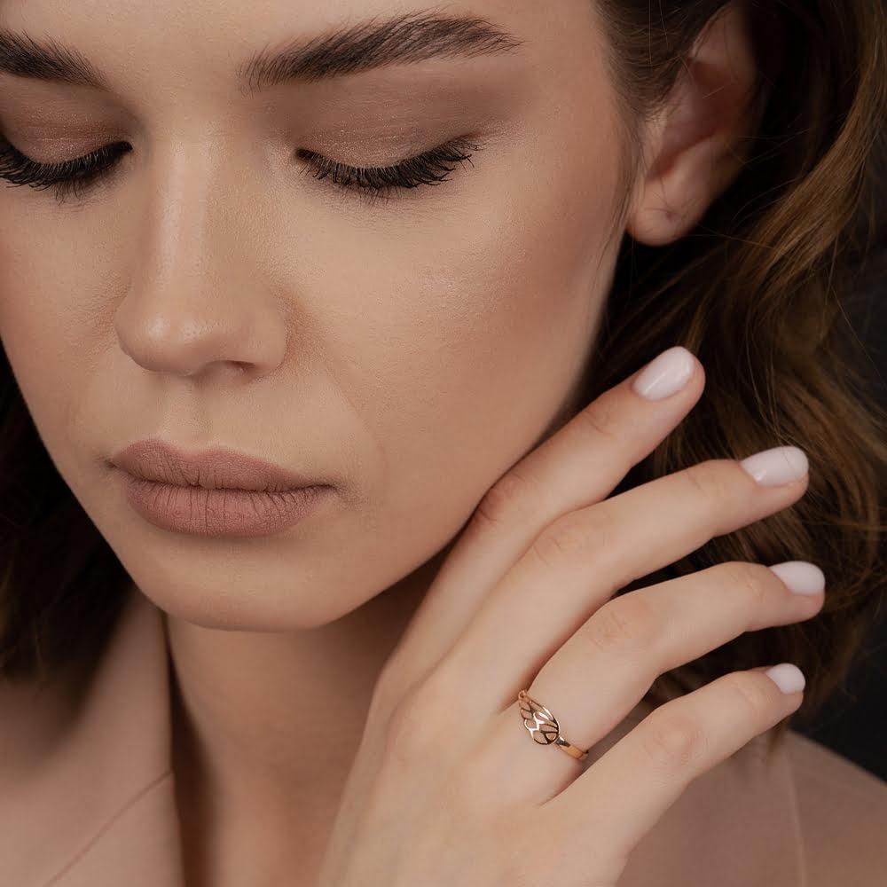 Золотое кольцо СН01-105301
