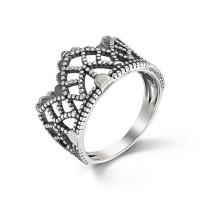 Серебряное кольцо НЮ900010192576