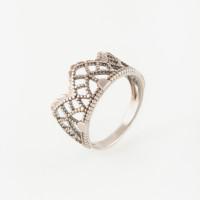 Серебряное кольцо НЮ900020192576