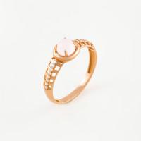 Золотое кольцо с фианитами ЮЫ2000000225916
