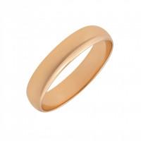 Золотое кольцо обручальное ФИКЛ 04