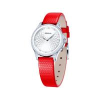 Серебряные часы с фианитами ДИ137.30.00.001.03.03.2