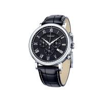 Серебряные часы ДИ125.30.00.000.02.01.3