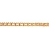 Золотой браслет 1ФБ305