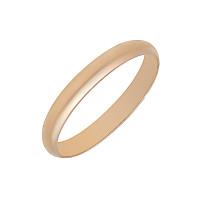 Золотое кольцо обручальное НЦ11000003