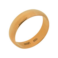 Золотое кольцо обручальное ЕН22-01500