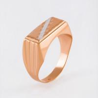 Золотая печатка 2И04-0075