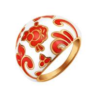 Серебряное кольцо ДИ93010310