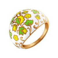 Серебряное кольцо ДИ93010314
