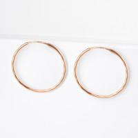 Золотые серьги конго БЮ16020512000