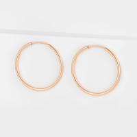 Золотые серьги конго БЮ16020415000