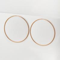 Золотые серьги конго БЮ16020419000