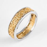 Золотое кольцо обручальное КАКО-ОКБ199ГМ25