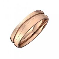 Золотое кольцо обручальное КАКО-СТ16ГМ