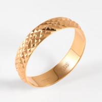 Золотое кольцо обручальное КС3-045