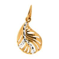 Золотая подвеска ЕН50-03-0000-06536