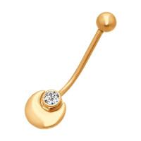 Золотой пирсинг ДИ060200