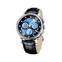 Серебряные часы