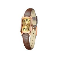 Золотые часы с фианитами ДИ222.01.00.001.02.03.3