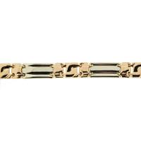 Золотой браслет мужской ПЗА023073