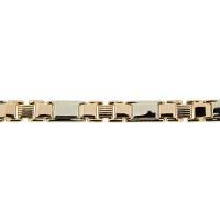 Золотой браслет мужской ПЗА023076