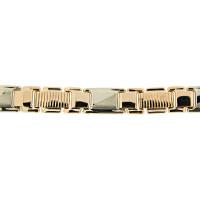 Золотой браслет мужской ПЗА023081