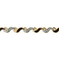 Золотой браслет ПЗА023100