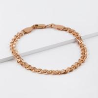 Золотой браслет 2ДБ608001