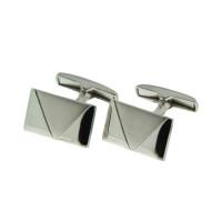 Серебряные запонки 8С140010
