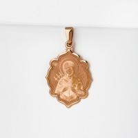 Золотая иконка ДИ102988