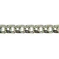 Серебряная цепочка КБЦ115 женская