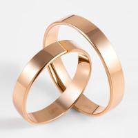 Золотое кольцо обручальное ДИ110200