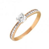 Золотое кольцо СН2778