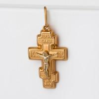 Золотой крест ГГ102ОБ263011