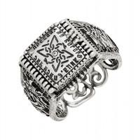 Серебряное кольцо ИАС12920Б