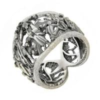 Серебряное кольцо ИАС13000Б