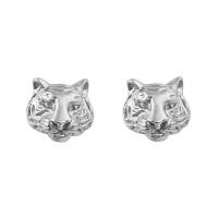 Серебряные серьги гвоздики ИАС21550