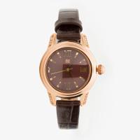 Золотые часы с фианитами НИ0023.2.1.63А