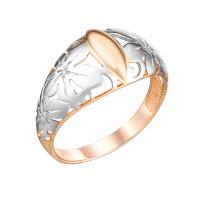 Золотое кольцо с фианитами ЮЫ2002000126362