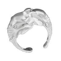 Серебряное кольцо ИАС10020