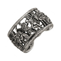 Серебряное кольцо ИАС12541