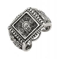 Серебряное кольцо ИАС12900Б