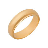 Золотое кольцо обручальное 2БК35К-50П