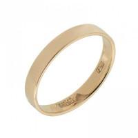 Золотое кольцо обручальное АС1230430А