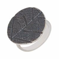 Серебряное кольцо ИЬ91414