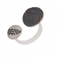 Серебряное кольцо ИЬ914241