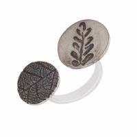 Серебряное кольцо ИЬ914249