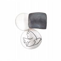 Серебряная подвеска ИЬ9037374