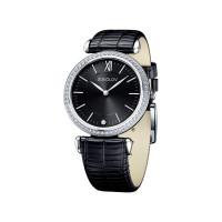 Серебряные часы с фианитами ДИ106.30.00.001.02.01.2